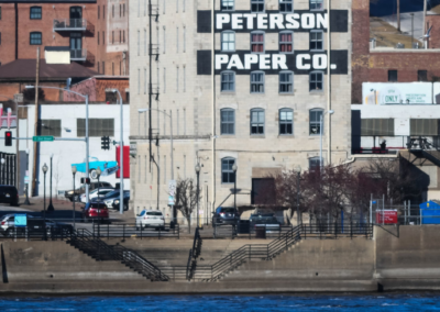 Peterson Paper Building-short